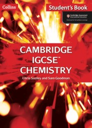 Collins Cambridge IGCSE™ Chemistry Student's