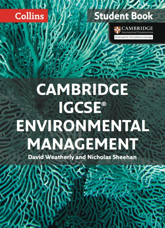 Collins Cambridge IGCSE™  Environmental Management Student's