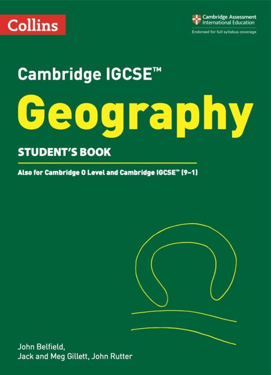 Collins Cambridge IGCSE™  Geography Student's