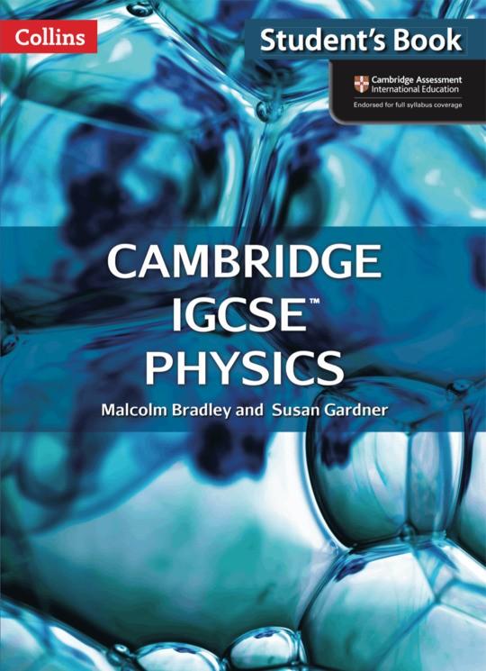 Collins Cambridge IGCSE™ Physics Student's
