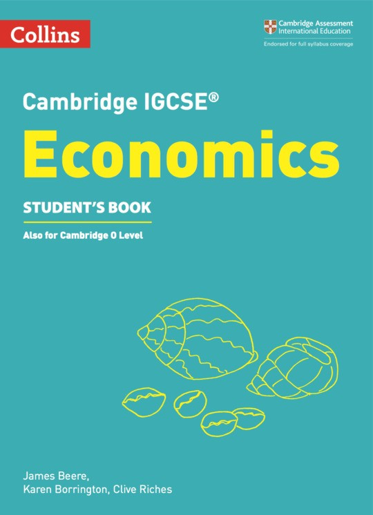 Collins Cambridge IGCSE™  Economics Student's