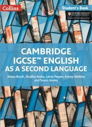 Collins Cambridge IGCSE™ English as a Second Language Student's