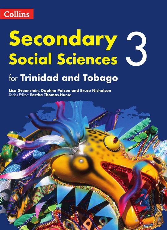 Collins®: Secondary Social Sciences 3 for the Caribbean