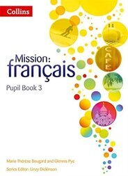 Mission: français — PUPIL BOOK 3