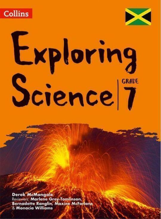 Collins Exploring Science : Grade 7 for Jamaica