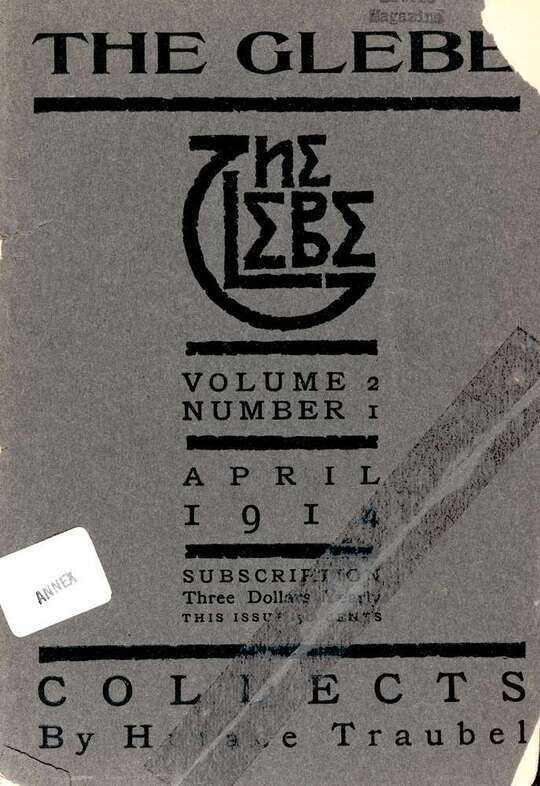 The Glebe 1914/04 (Vol. 2, No. 1): Collects