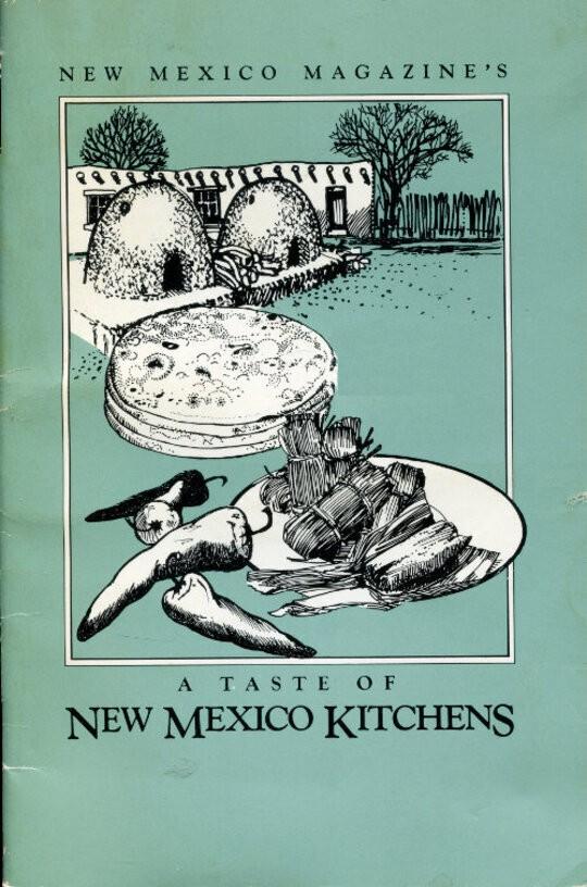 New Mexico Magazine's A Taste of New Mexico Kitchens