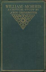 William Morris A Critical Study