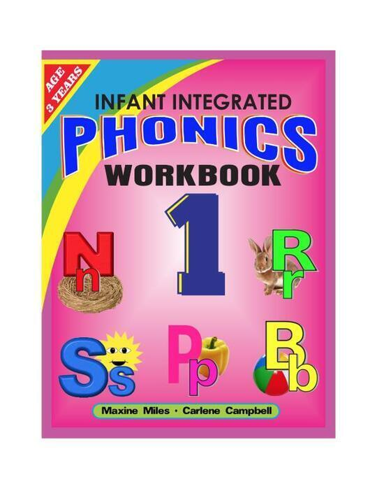 Infant Integrated Phonics Workbook 1 (Coming Soon)