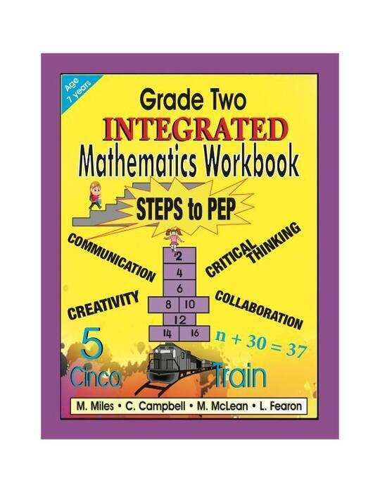 Grade Two Integrated Mathematics Workbook (Coming Soon)