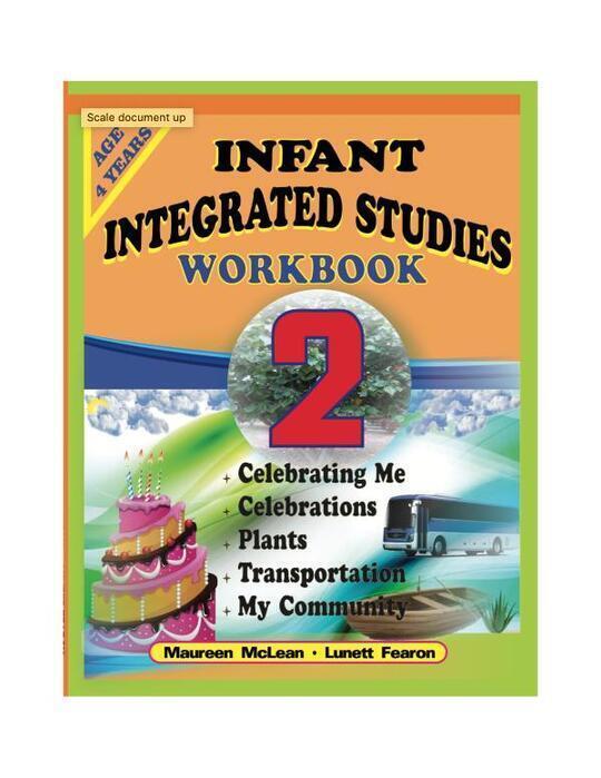 Infant Integrated Studies Workbook 2 (Coming Soon)