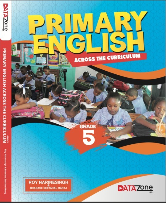 Primary English Across The Curriculum Grade 5