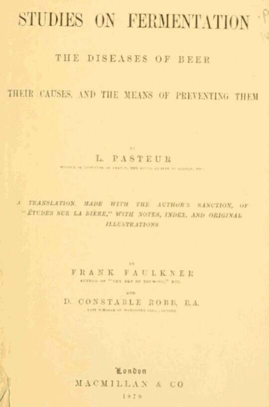 Studies on Fermentation