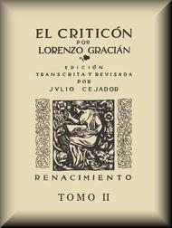 El criticón (tomo 2 de 2)