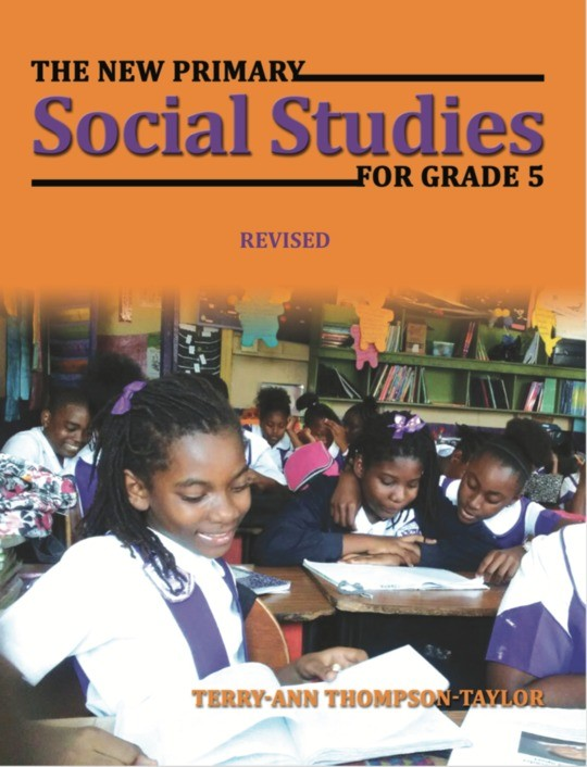 The New Primary Social Studies for Grade 5