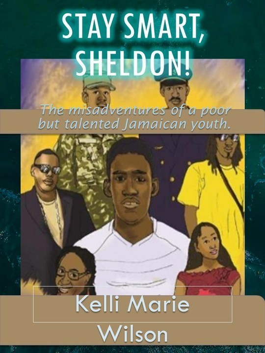 Stay Smart, Sheldon! The misadventures of a poor but talented Jamaican youth.