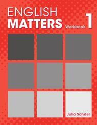 English Matters Workbook 1