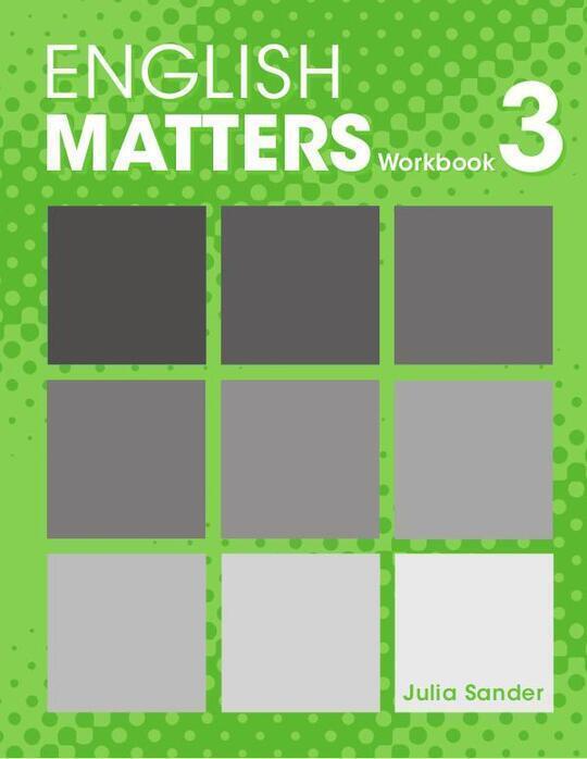 English Matters Workbook 3
