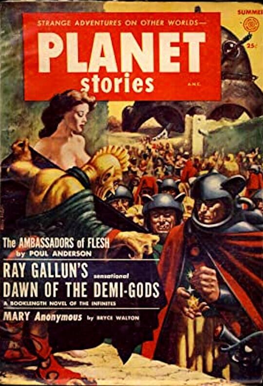 Dawn of the Demigods