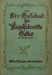 Die Kegelschnitte Gottes Die Horus-Romane. Erster Roman.