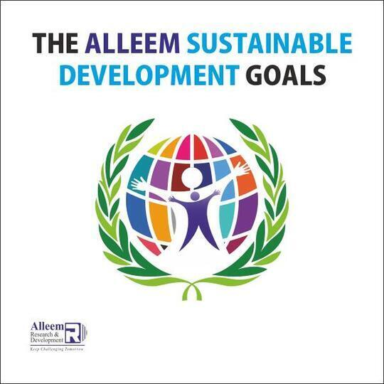 Alleem Sustainable Development Goals
