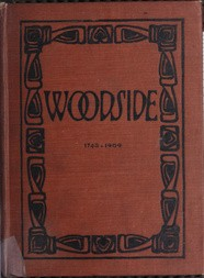 Woodside, the North End of Newark, N.J Its History, Legends and Ghost Stories Gathered from the Records and the Older Inhabitants Now Living