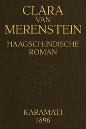Clara van Merenstein Haagsch-Indische Roman