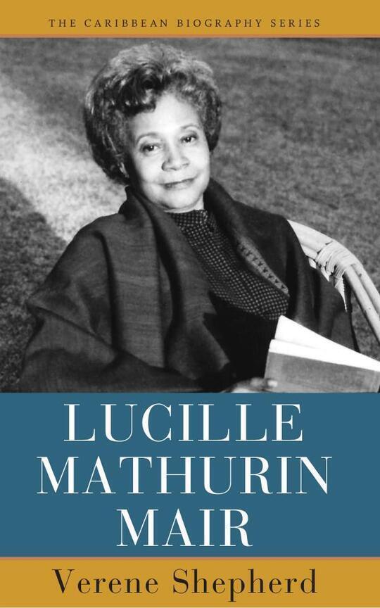 Lucille Mathurin Mair