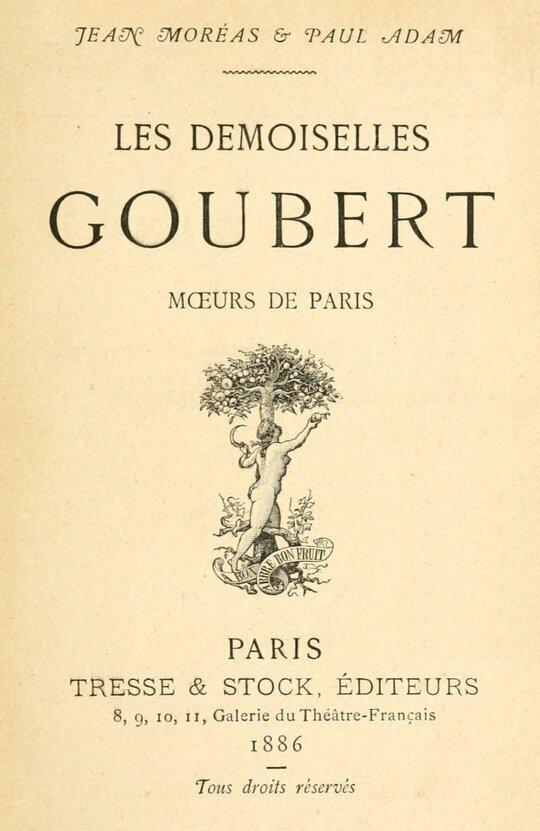 Les demoiselles Goubert