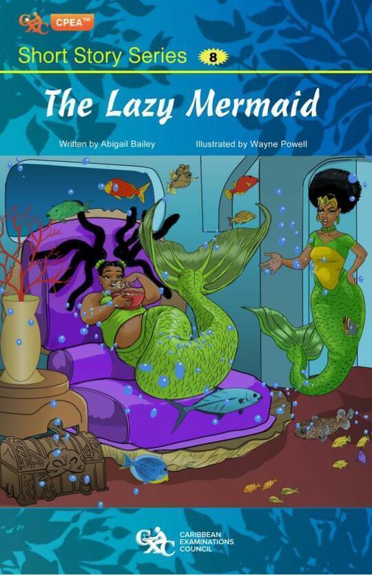The Lazy Mermaid