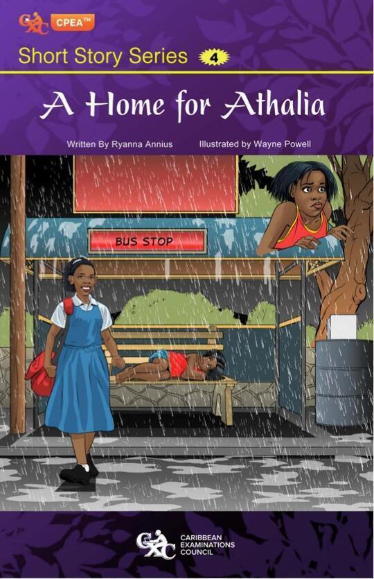 A Home for Athalia