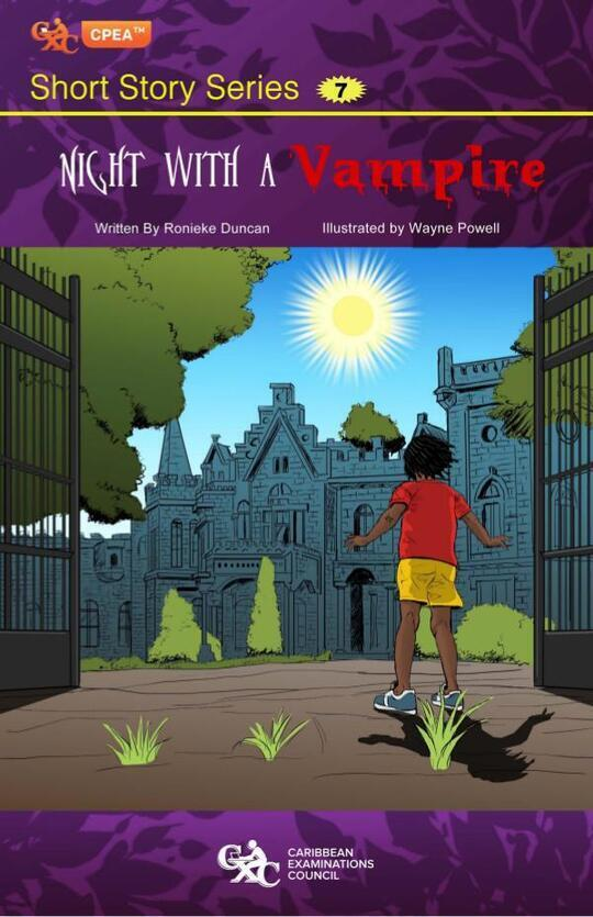 Night With A Vampire