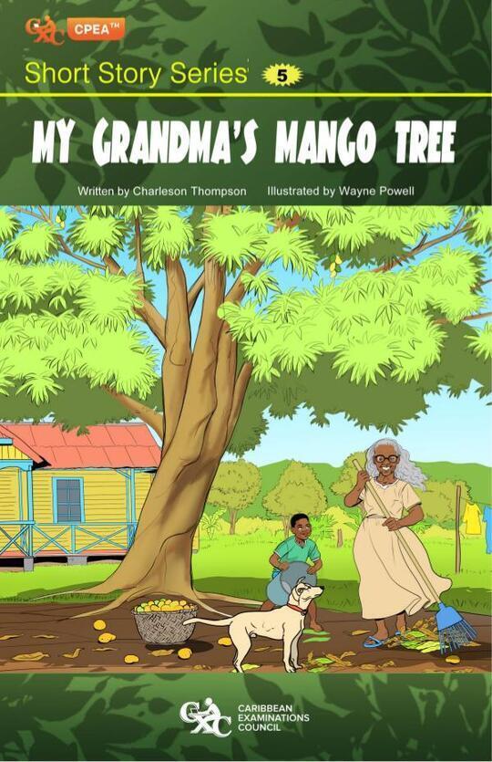 My Grandma's Mango Tree