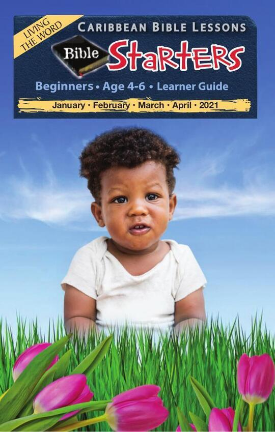 Bible Starters - Learner Guide Easter Issue 2021
