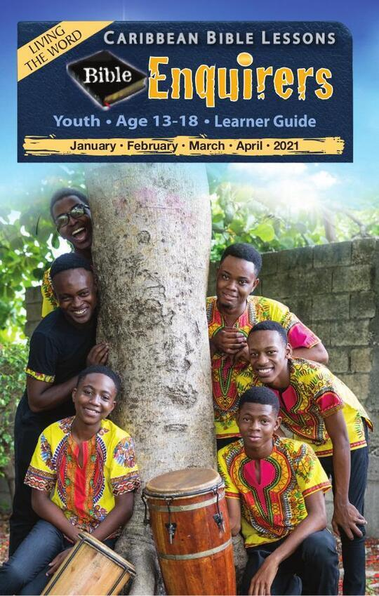 Bible Enquirers - Learner Guide Easter Issue 2021