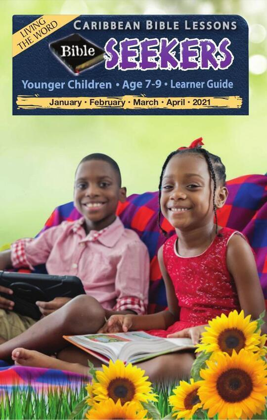 Bible Seekers - Learner Guide Easter Issue 2021