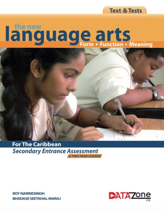The New Language Arts