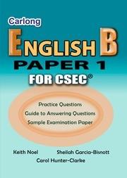 Carlong English B Paper 1 for CSEC®