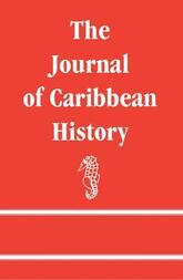 The Journal of Caribbean History Volume 40 Issue 2