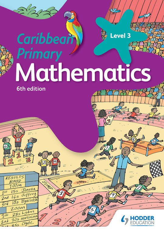 Caribbean Primary Mathematics Book 3 6th edition