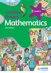 Caribbean Primary Mathematics Book 4 6th edition