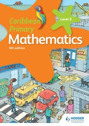 Caribbean Primary Mathematics Book 5 6th edition