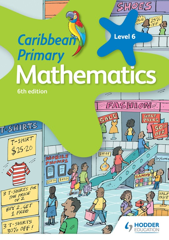 Caribbean Primary Mathematics Book 6 6th edition