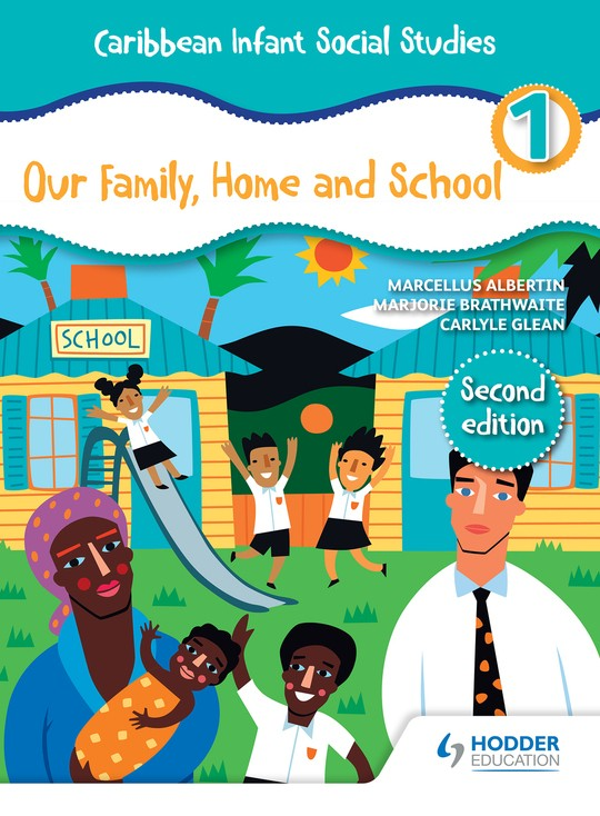 Caribbean Infant Social Studies Book 1