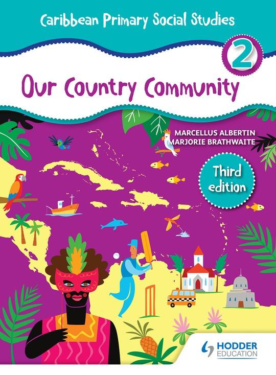 Caribbean Primary Social Studies Book 2