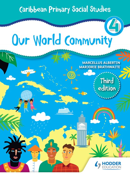 Caribbean Primary Social Studies Book 4