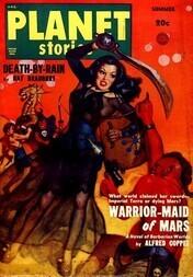 Warrior Maid of Mars