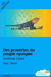 Des proverbes du peuple nyungwe