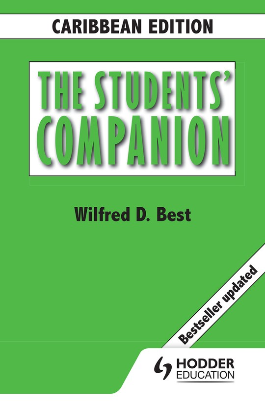 The Students' Companion, Caribbean Edition Revised