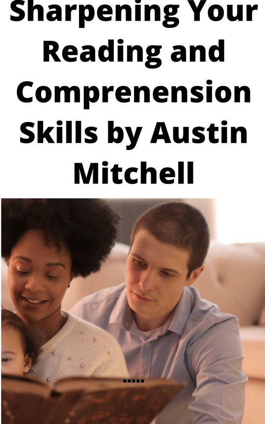 Sharpening up Your Rading and Comprehension Skills